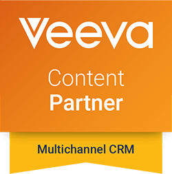 Veeva Multichannel CRM Content Partner